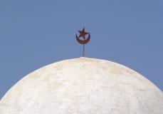 Bijzonder van een moskee royalty-vrije stock afbeelding
