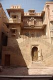 Bikaner fort Royalty Free Stock Photo