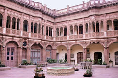Bikaner palace Stock Images