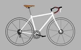 Bike дороги Стоковое Изображение