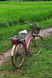 bike старый Стоковое Изображение