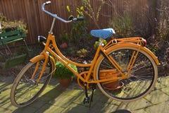 A bike Royalty Free Stock Photo