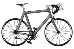 Bike royalty free illustration