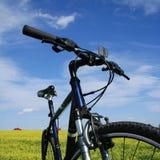 Bike. Fragment of bicycle of the racing bike Stock Photos
