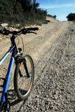Bike adventure Royalty Free Stock Photo