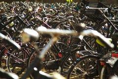 Bike Amsterdam Stock Photo