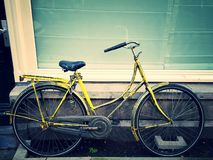 A bike in amsterdam Royalty Free Stock Photos