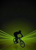Bike background Royalty Free Stock Image