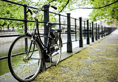 A Bike In Berlin Stock Photos