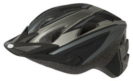 Bike or Bicycle Helmet, Safety Equiment, Isolated stock photography
