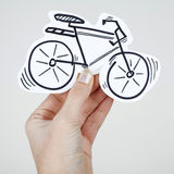 Bike Bicycle Riding Royalty Free Stock Photos