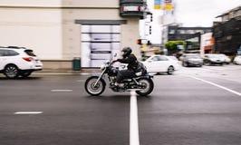 Bike, Biker, Blur, California, Royalty Free Stock Photography