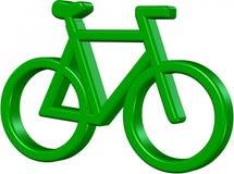 Bike, Biking, Green, Pedal, Save Royalty Free Stock Photo