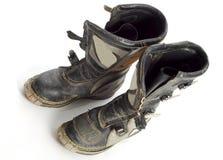 bike boots грязь Стоковое Изображение