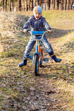 By bike Stock Images