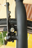 Bike brake Stock Photo