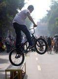 Bike campaign Royalty Free Stock Photo