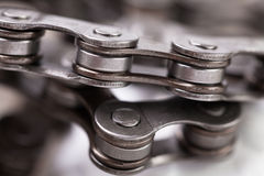 Bike chain Stock Photos