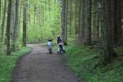 Bike child Stock Photo