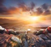 Bike concept Stock Photos