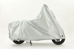 Bike cover Stock Image