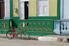 Bike from Cuba Stock Images