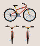 Bike design Stock Images