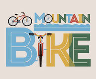 Bike design Stock Photo