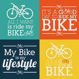 Bike design Royalty Free Stock Photo