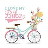 Bike design Stock Photography