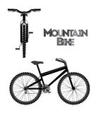 Bike design Royalty Free Stock Image