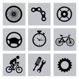 Bike design Royalty Free Stock Images