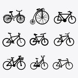 Bike design. Royalty Free Stock Images