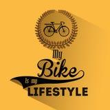 Bike design Royalty Free Stock Photo