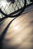 Bike detail Royalty Free Stock Photography