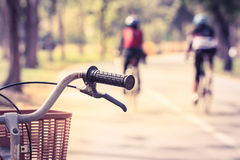 Bike  on Royalty Free Stock Photos