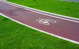 Bike el camino Imagen de archivo libre de regalías