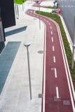 Bike el camino Imagen de archivo