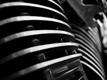 Bike engine Stock Image
