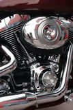 Bike Engine Royalty Free Stock Photos