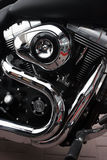 Bike engine Stock Images