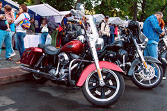 The Bike festival