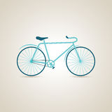 Bike frame ones. Bicycle frame ones. Bicycling. Cycling. Vector illustration Royalty Free Stock Photo