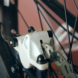Bike gears Stock Image