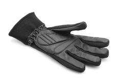 Bike glove Royalty Free Stock Image
