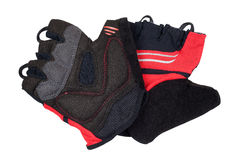 Bike gloves Royalty Free Stock Photos