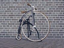 Bike grey Stock Photos