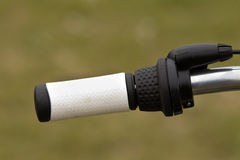 Bike handle Royalty Free Stock Images