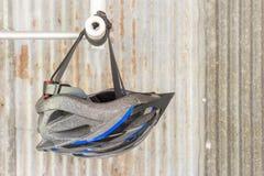 Bike helmat Royalty Free Stock Image