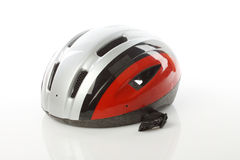Bike helmet Stock Images